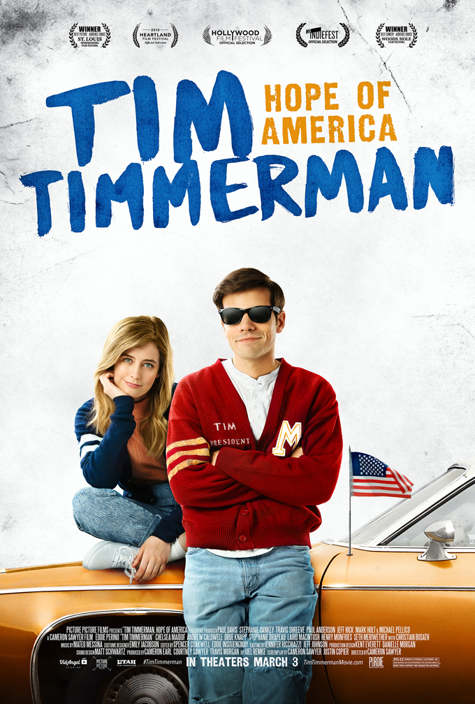 TimTimmerman, Hope of America